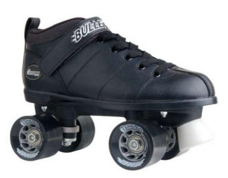 Chicago Bullet Speed Skate, Black