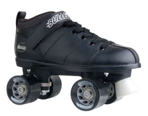 Chicago Bullet Speed Skate, Black
