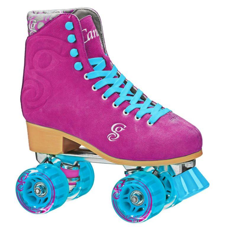 Roller Derby Candi Girl Women Colorful Roller Skates
